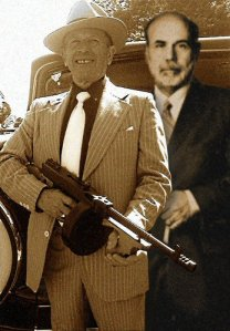 Ben Bernanke Wall Street Mafia Crime